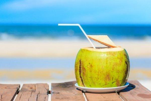 coconut water detox weight lose
