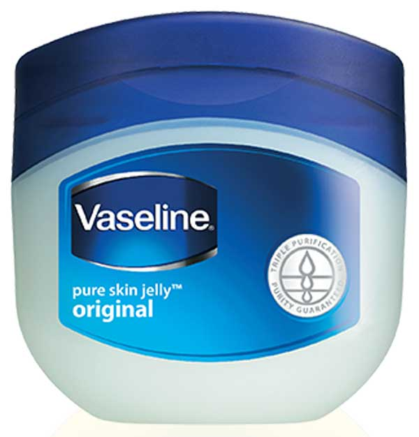 Petroleum Jelly Vaseline for nails stregnth