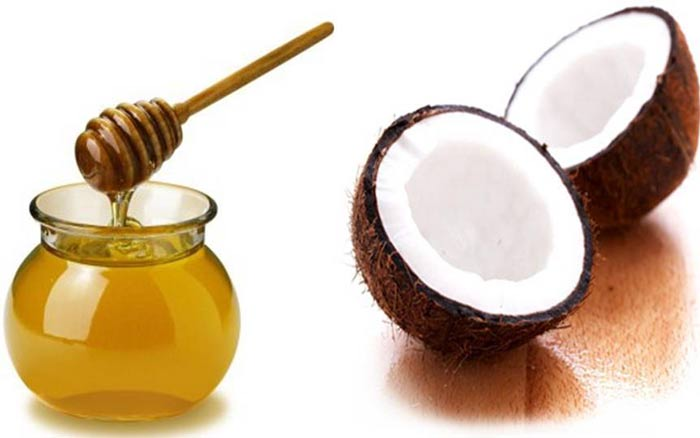 coconut honey for damaged bleached hair