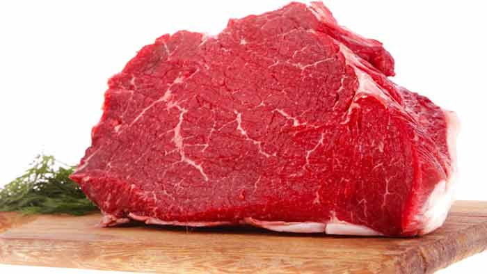 Red meat can be possible cancer causing agent