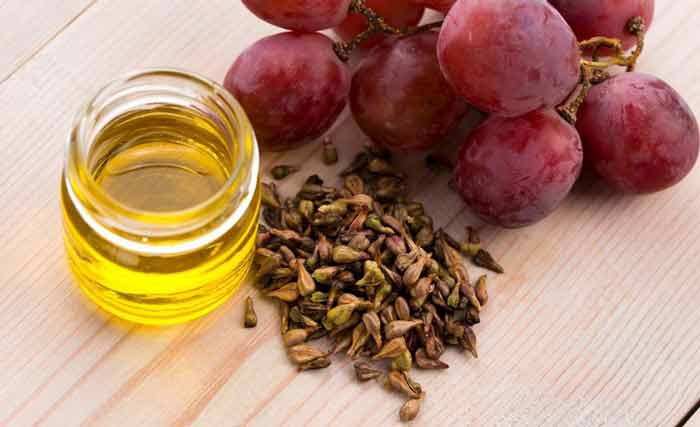 Grape seed oil for Skin Benefits and uses acne