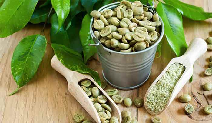 green coffee for healthy weight