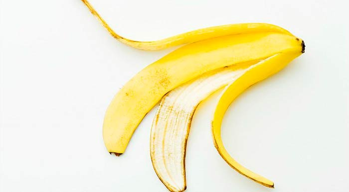 banana peels for wart removal and cure